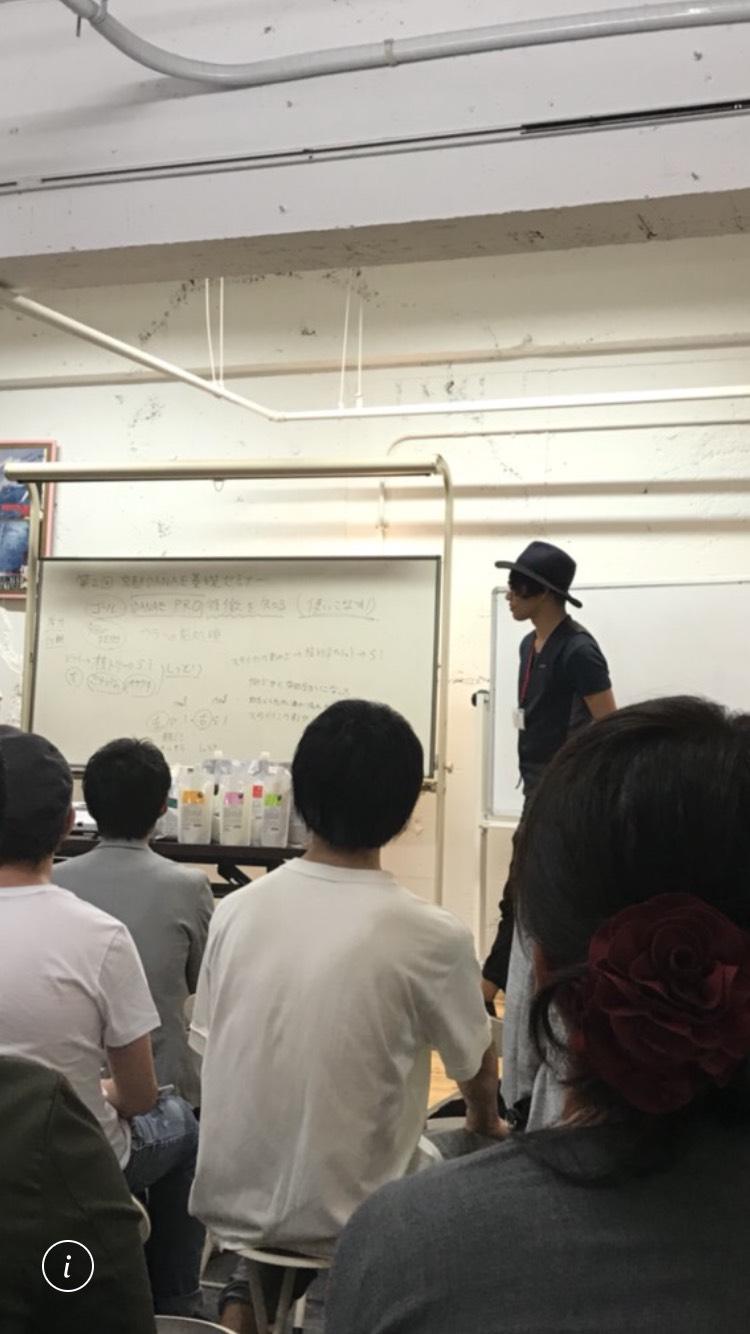 奈良県 大和郡山市小泉駅前美容室SWEET ROOM  オーナー講師活動(^^