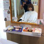 奈良県 大和郡山市小泉駅前美容室SWEETROOM KAIUNスタッフのご来店♡