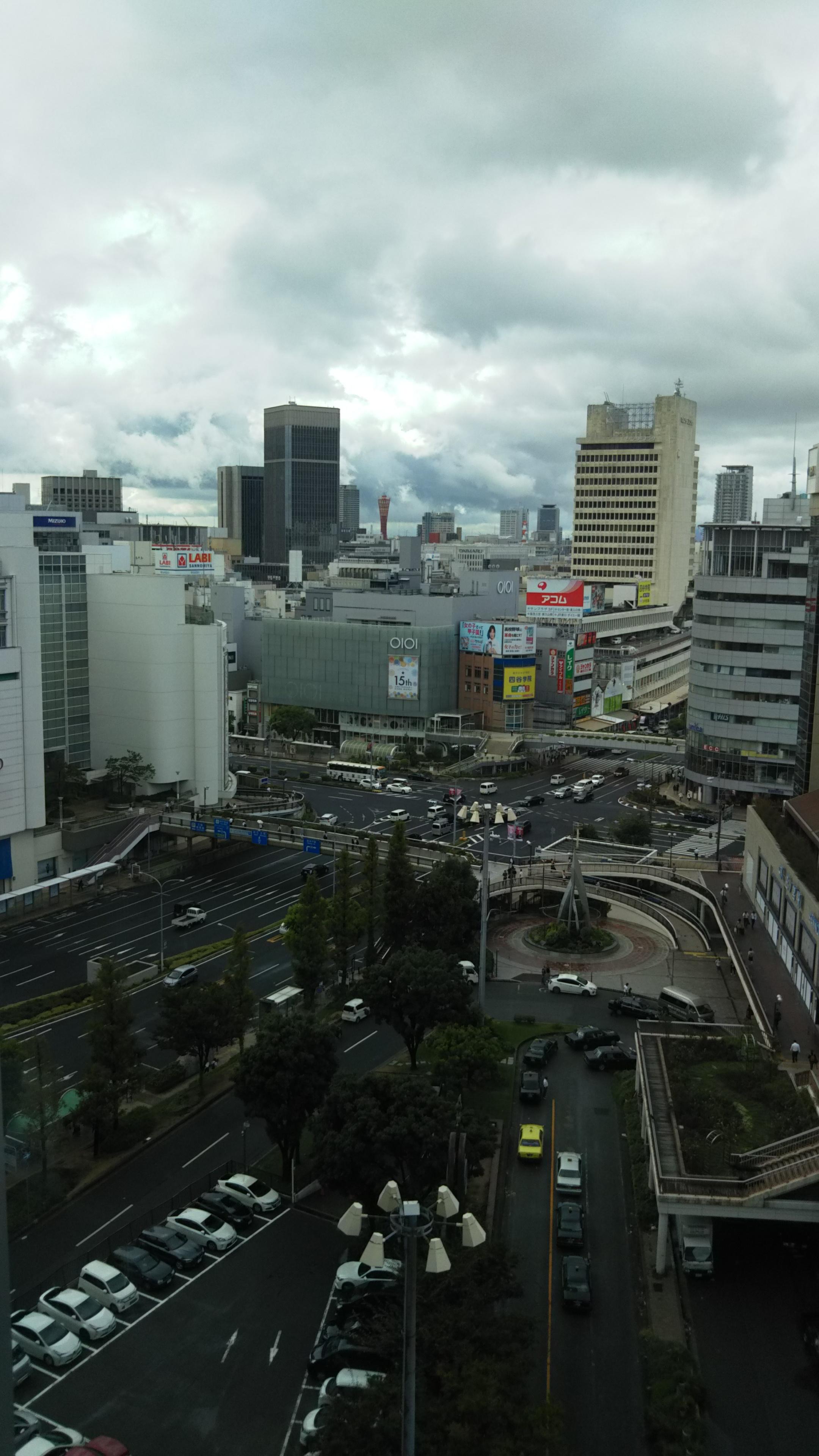 奈良 大和郡山市小泉駅前美容室SWEET ROOM 休日は神戸へ(^^♪