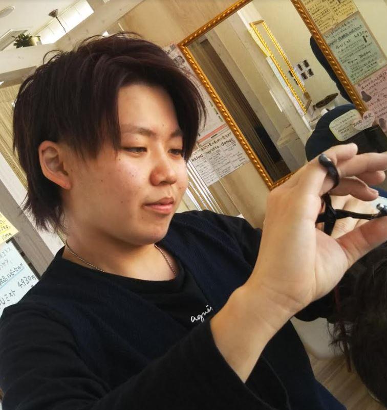 奈良県 大和郡山市小泉駅前美容室SWEET ROOM  おすすめメンズスタイル!